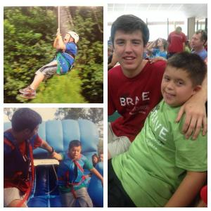 Colton at Camp Blessing