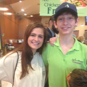 Paige, 'Jacob' and Carter Berg
